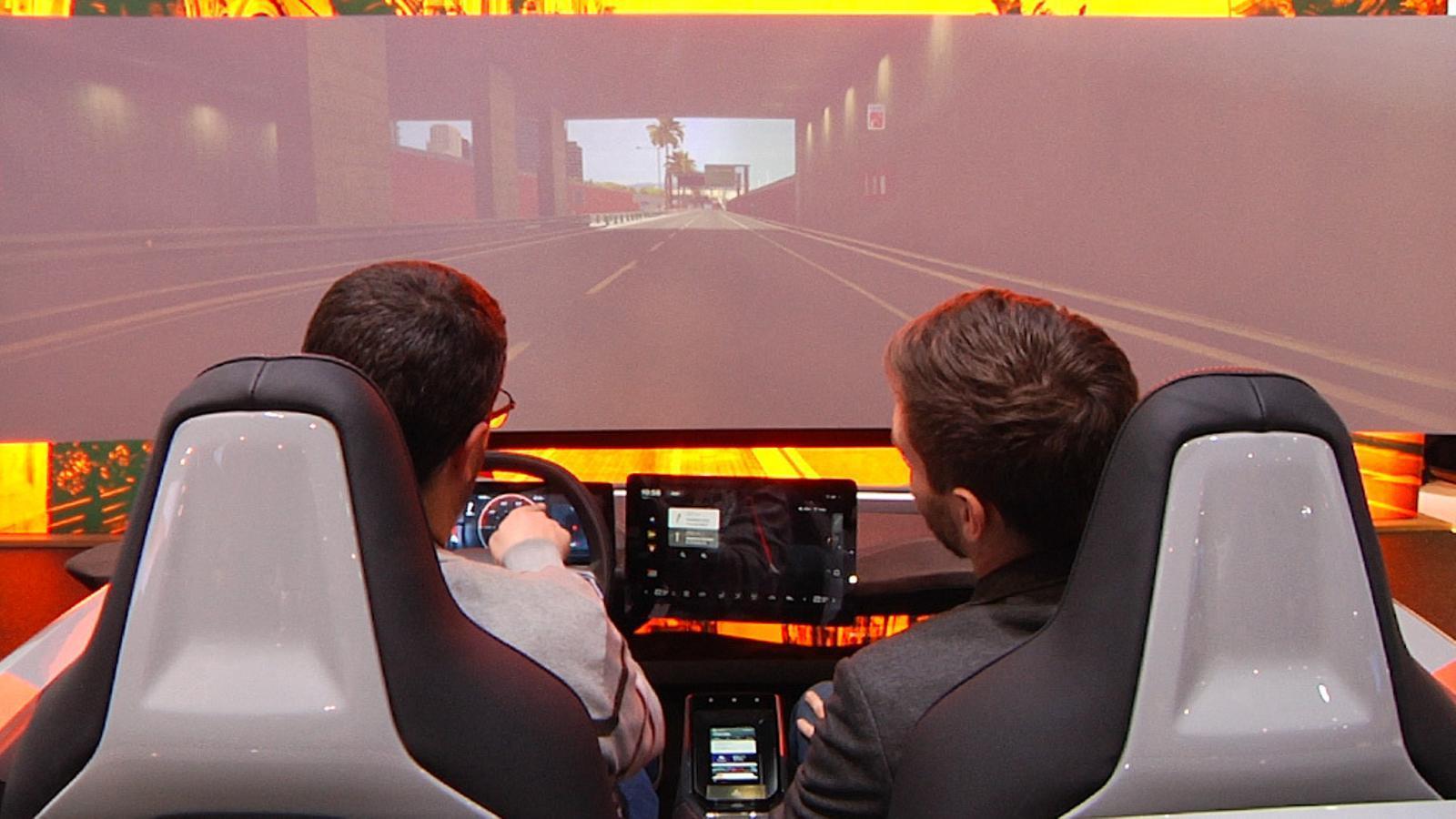 Des d'incorporar el Shazam a conduir-se sol: com serà el cotxe del futur?