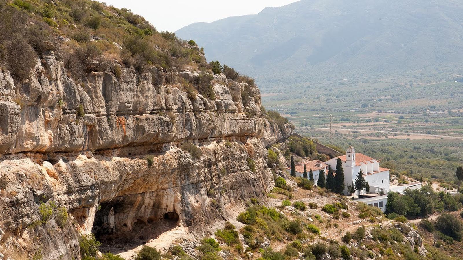Abrics de l'Ermita d'Ulldecona