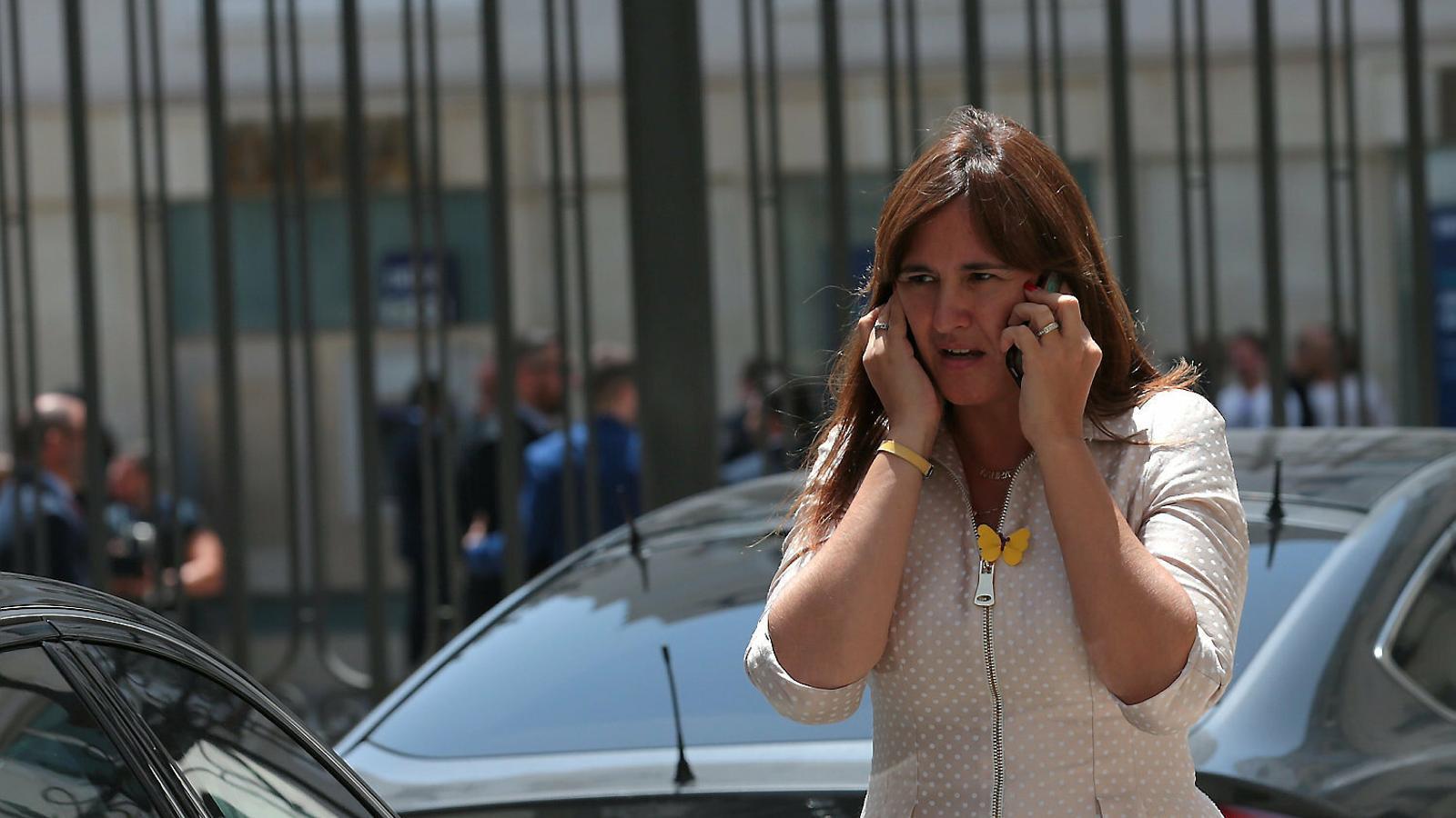 JxCat votarà 'no' a la investidura després del discurs de Sánchez