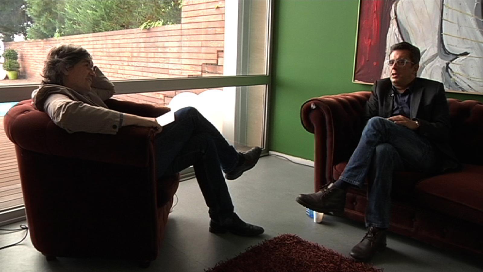 Andreu Buenafuente: Sentir-se observat sempre incomoda