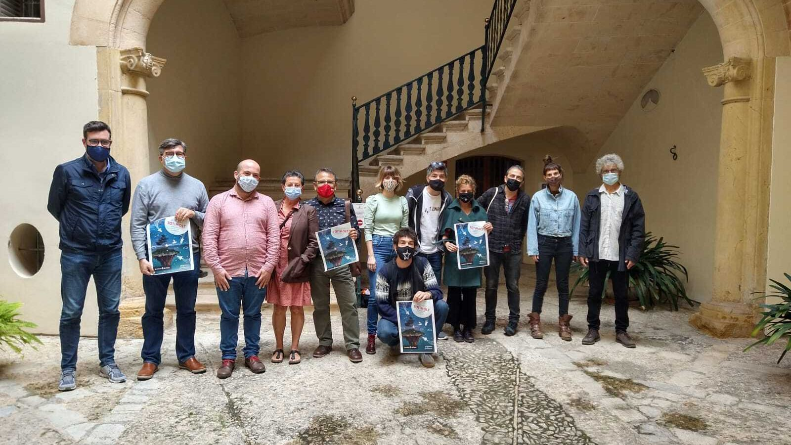 Presentació del programa infantil i juvenil dels Teatres Municipals de Palma