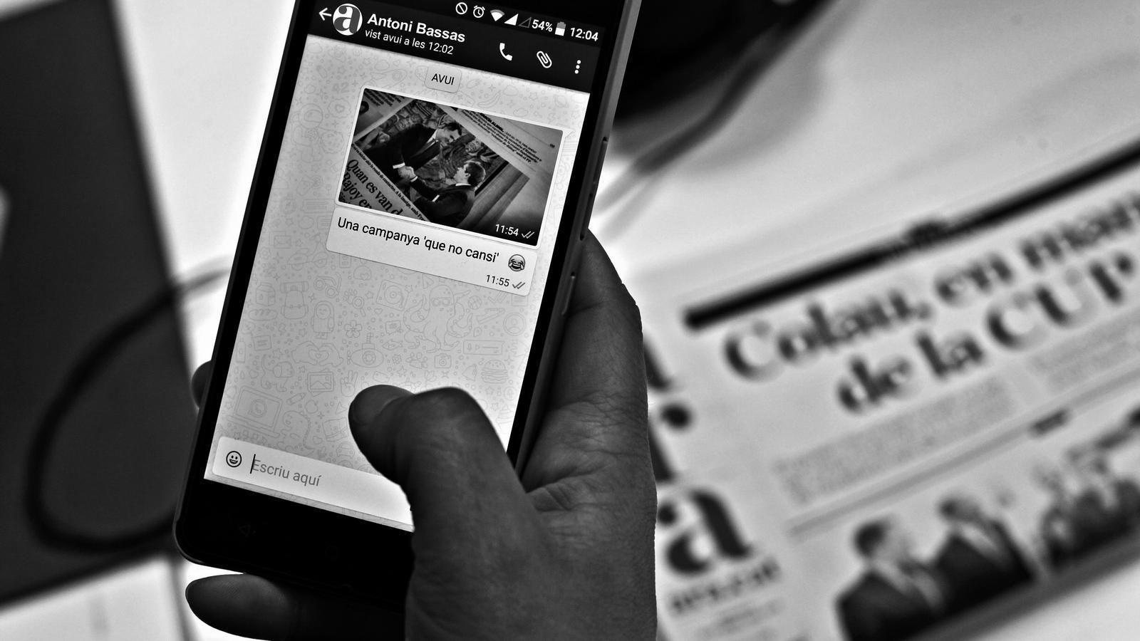 L'anàlisi d'Antoni Bassas: 'Una campanya 'que no cansi''