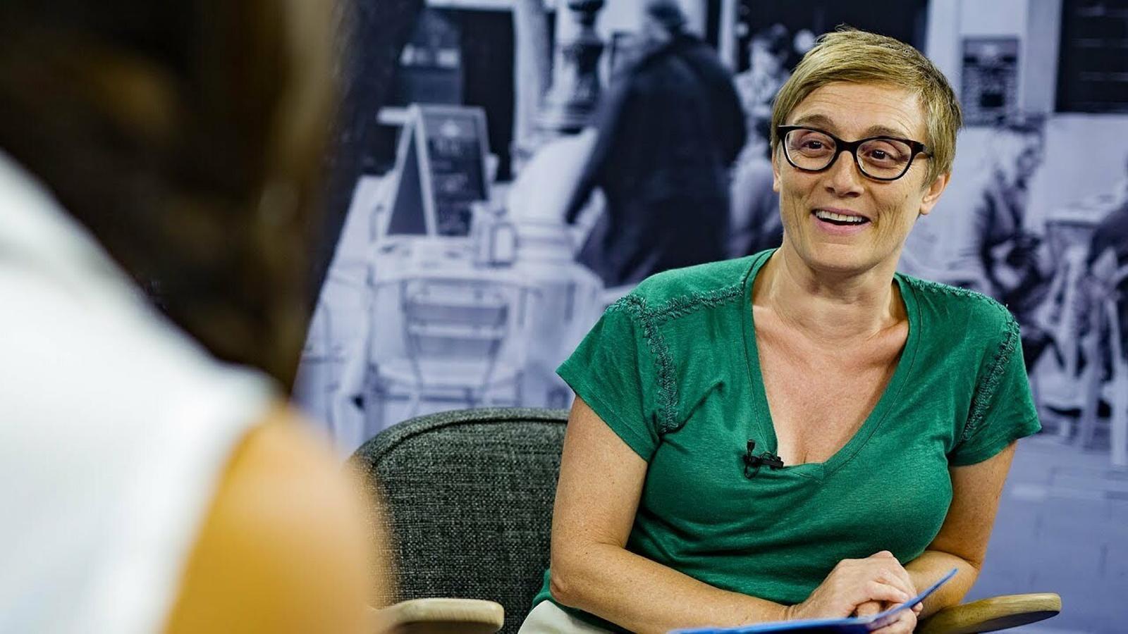 """Raquel Fernández: """"Si ajudem a generar consciència aconseguirem més persones involucrades en el benestar dels nens"""""""