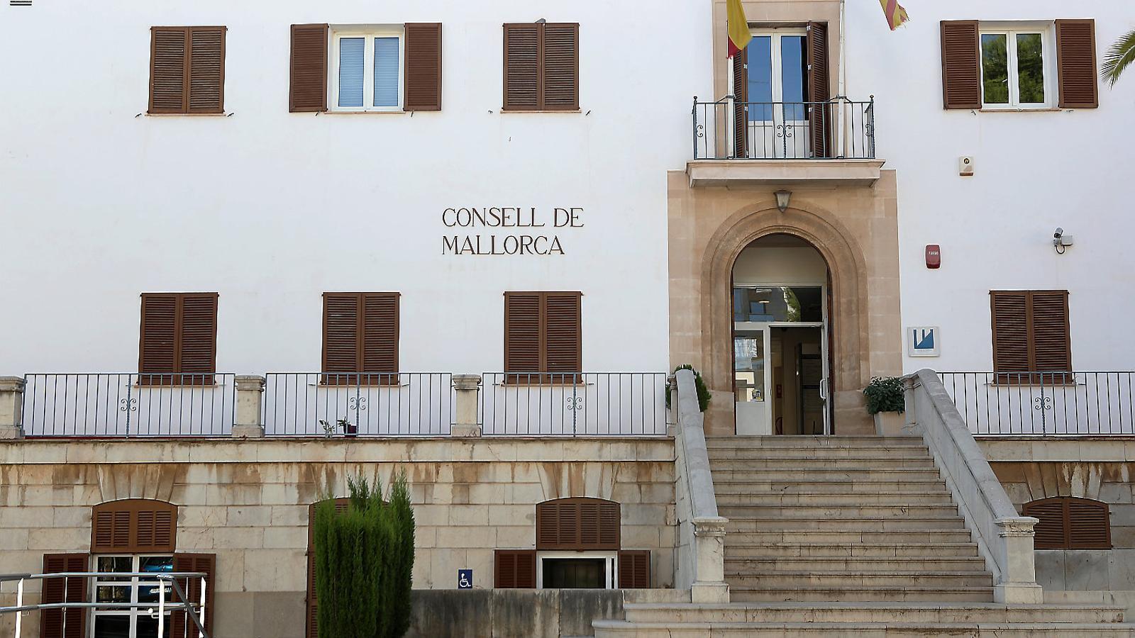 El Consell de Mallorca destina quasi un milió d'euros de casos de corrupció a l'IMAS