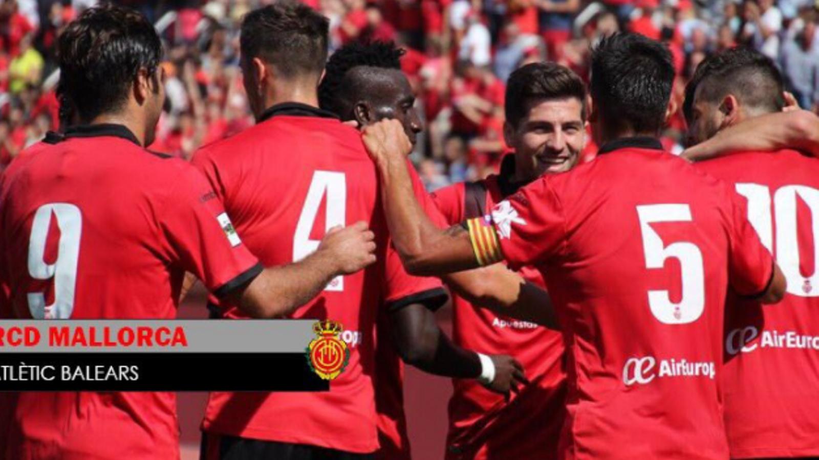 El Mallorca guanya un derbi molt esperat.