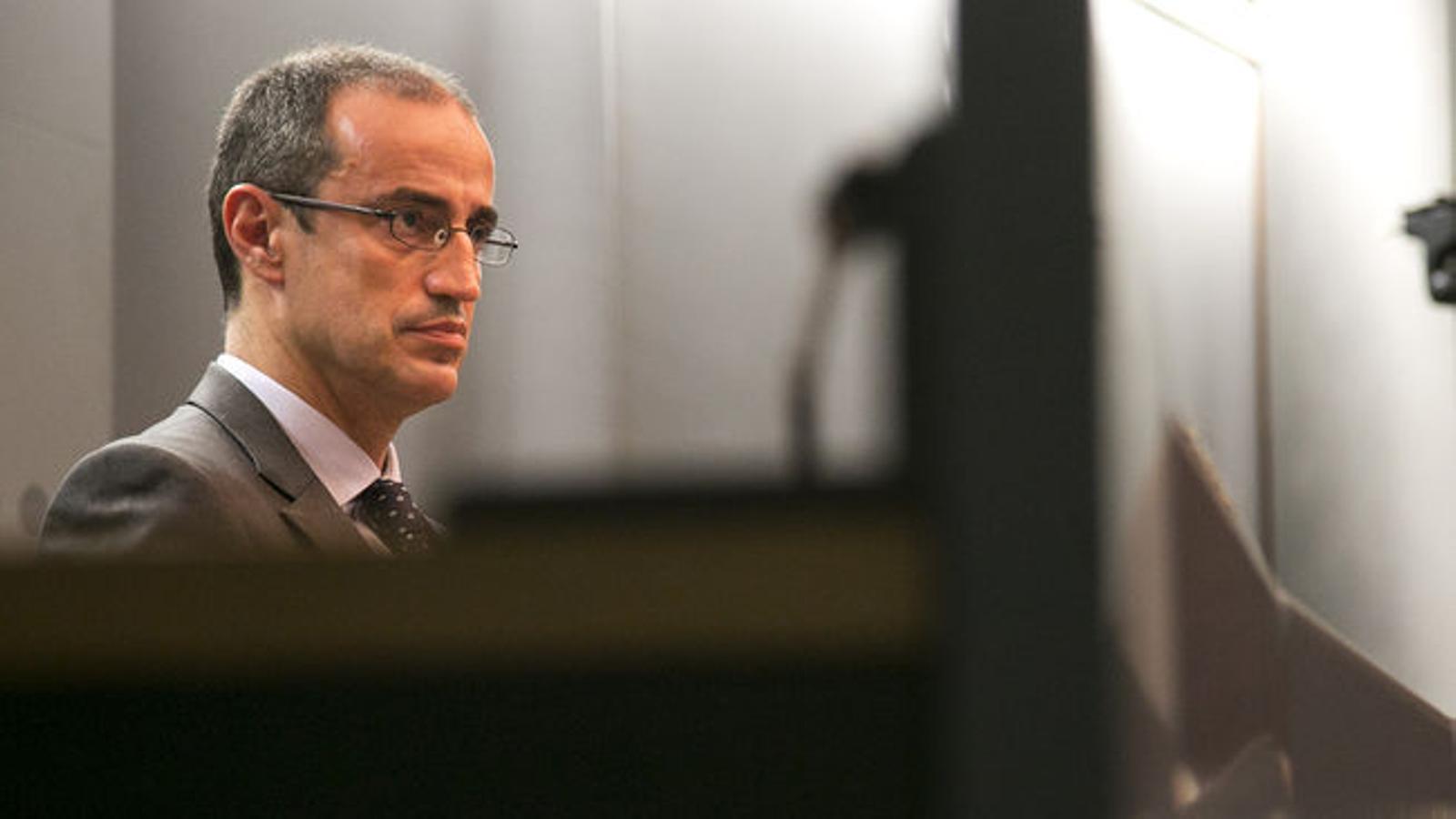 Vives nega davant el jutge irregularitats en les adjudicacions de l'Ajuntament de Barcelona a l'època Trias