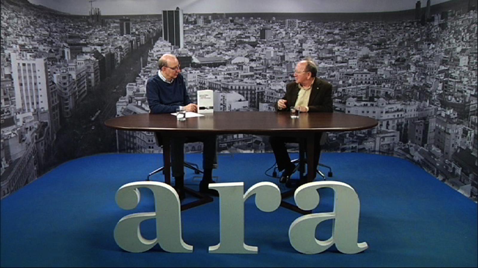 Entrevista d'Antoni Bassas a Joan Francesc Mira