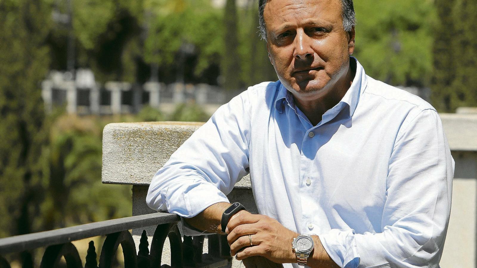 Joan MEsquida, en una imatge d'arxiu.