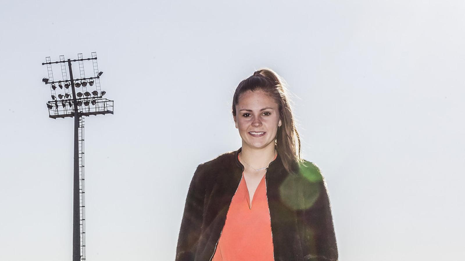 """Lieke Martens: """"Quan tinc tantes rivals al meu voltant penso: d'on surt tota aquesta gent?"""""""