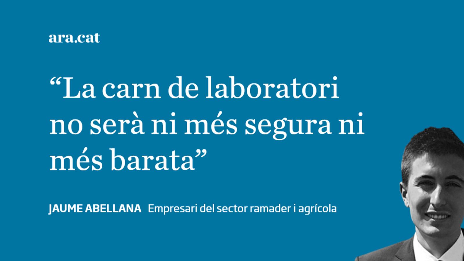 Desmitificant la carn de laboratori