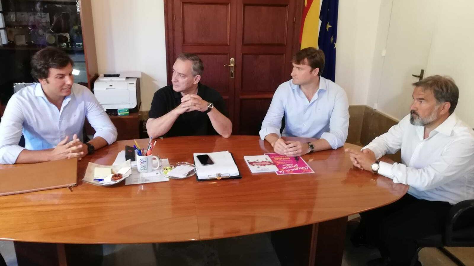 Un grup d'inversors fa una oferta de 25 milions d'euros per comprar el tren de Sóller