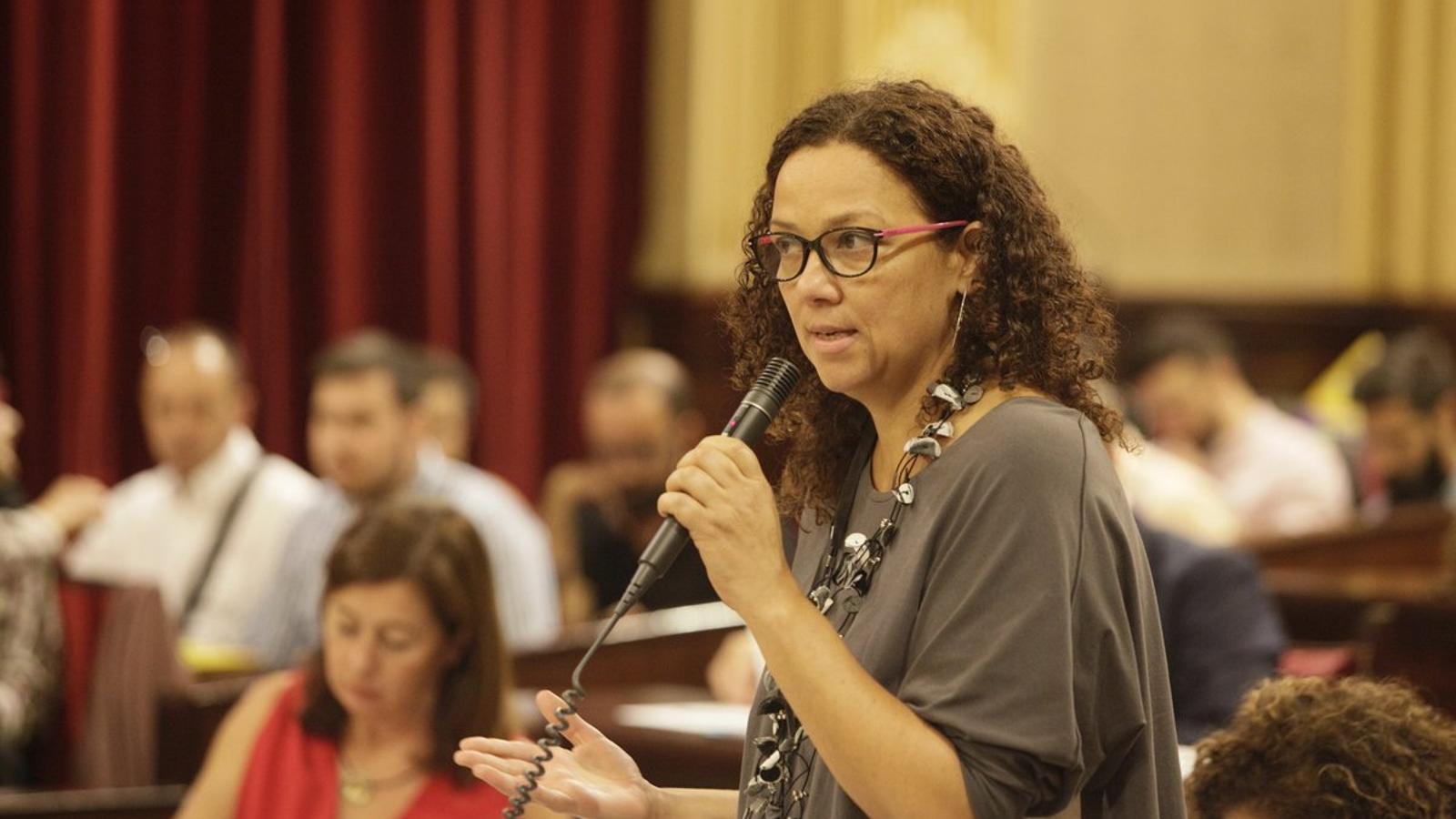 Catalina Cladera, en una imatge d'arxiu.
