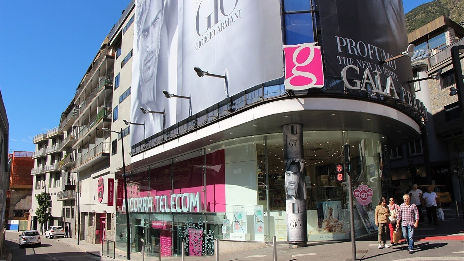 Les oficines centrals d'Andorra Telecom. / ARXIU ANA