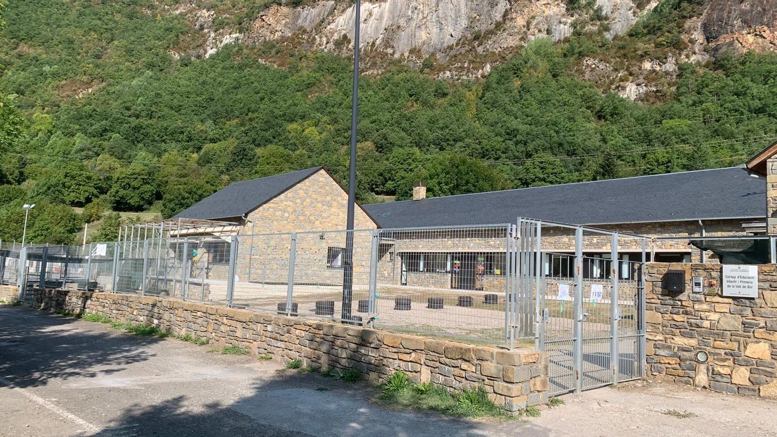L'escola de la Vall de Boí. / ARA PIRINEUS
