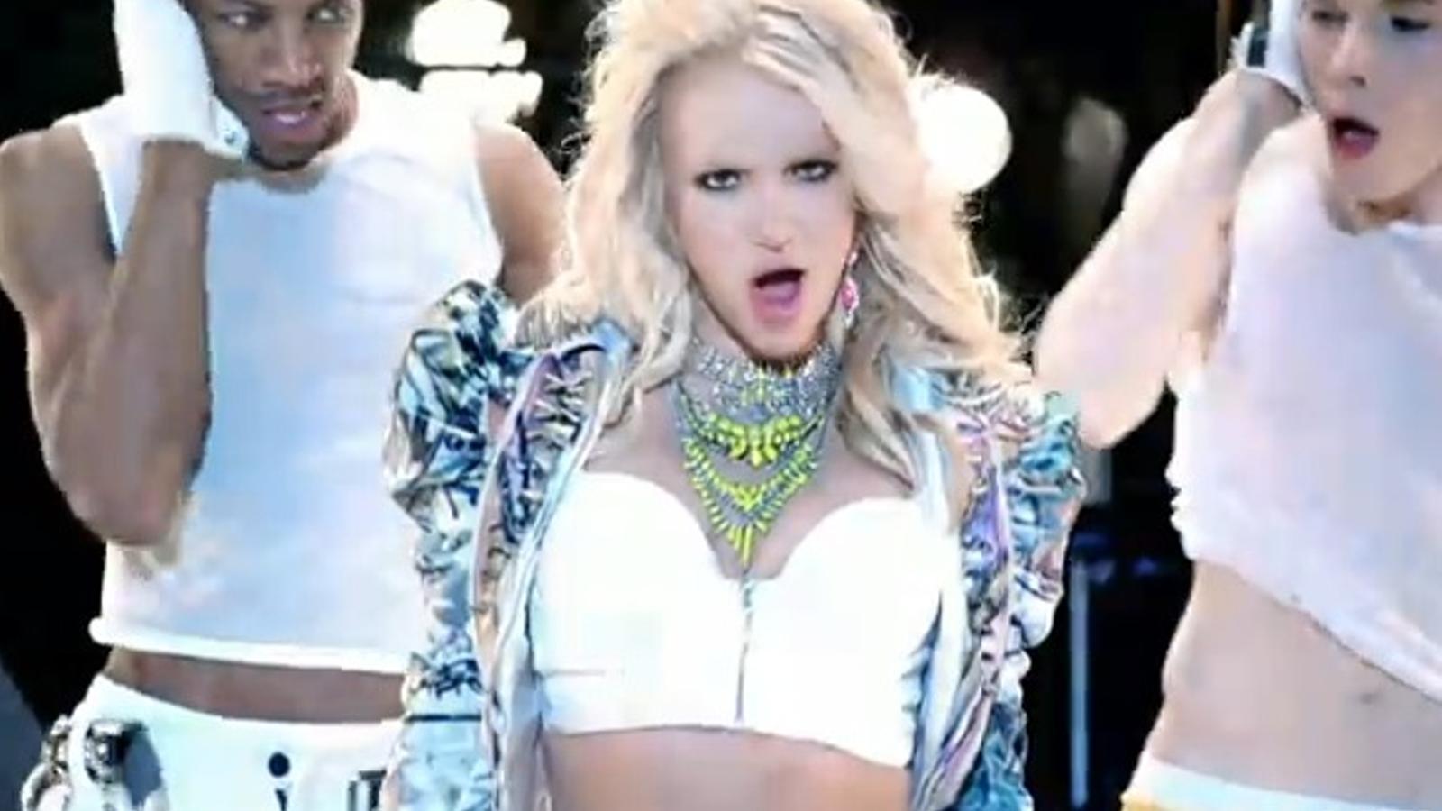 'Holding it against me', nou vídeo de Britney Spears