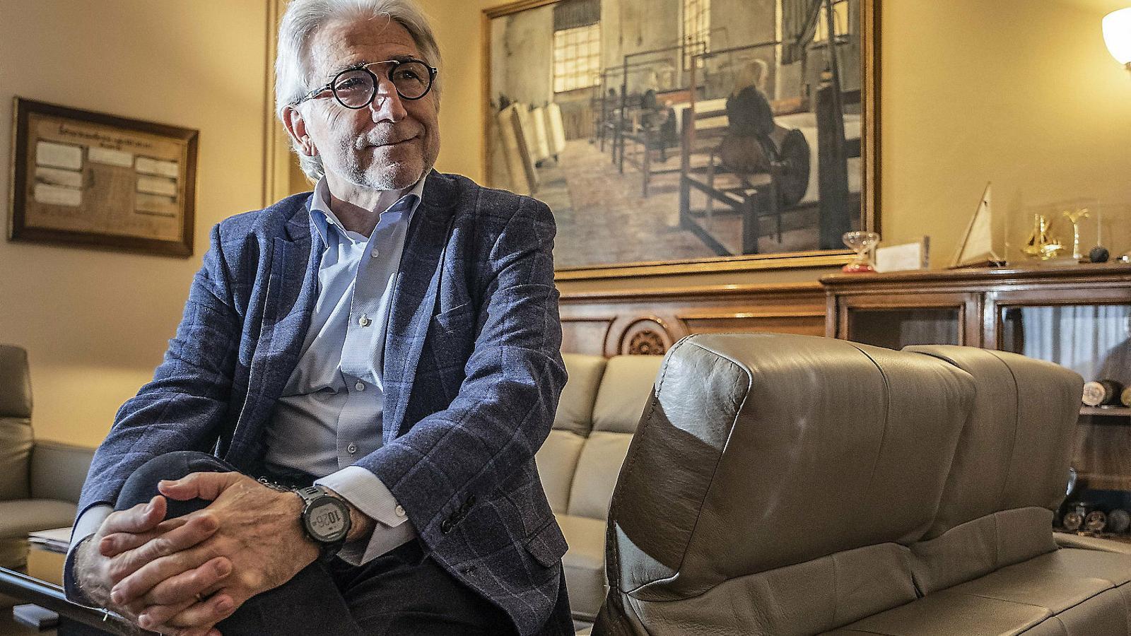 """Josep Sánchez Llibre: """"L'octubre del 2017 l'Estat va fer el que havia de fer"""""""