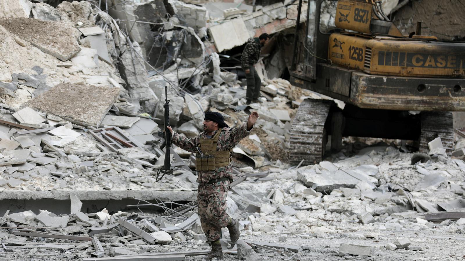 El setge silenciat a la ciutat d'Afrin