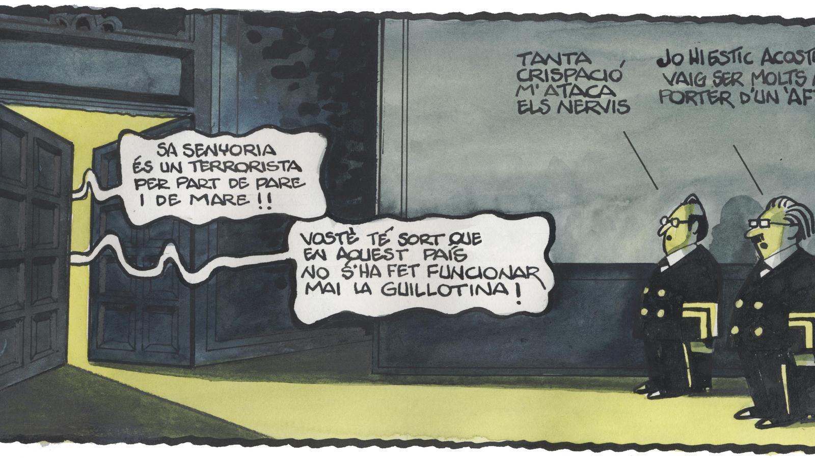 'A la contra', per Ferreres 03/06/2020
