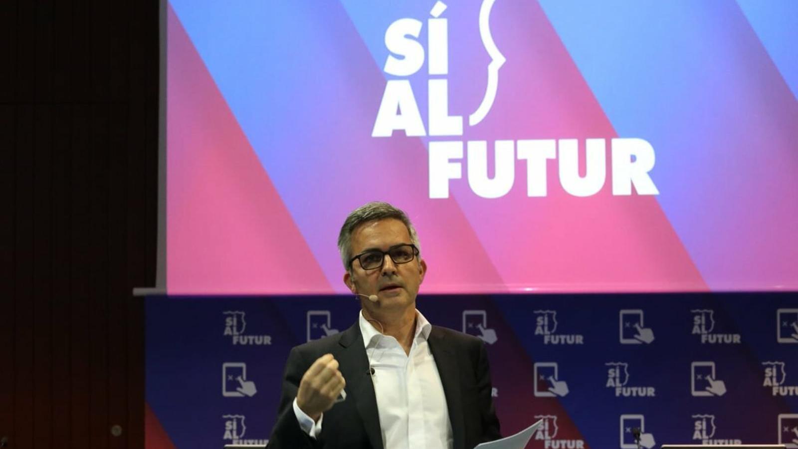 Com funcionaria el vot electrònic al Barça?