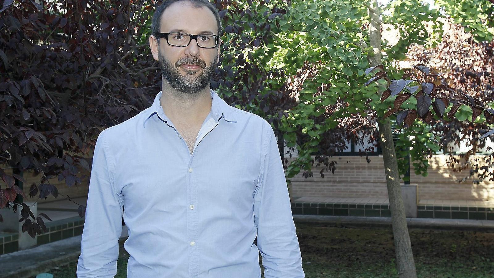 """Miquel Gallardo: """"Volem estendre el codi ètic a tota l'Administració"""""""