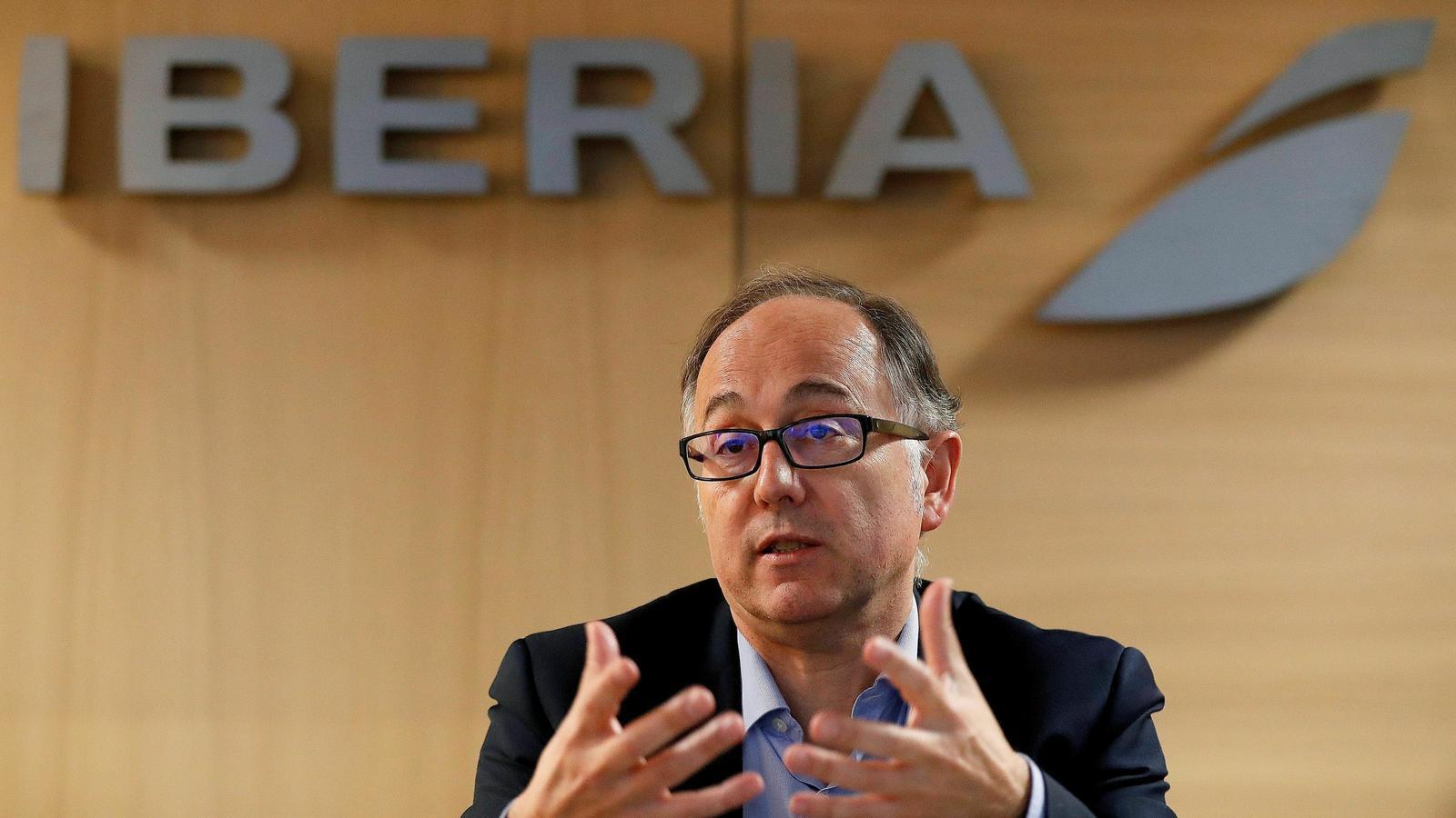 Iberia vol un pla Renove per a les aerolínies