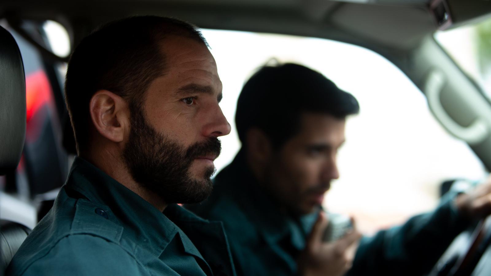Dos agents de la Guàrdia Civil a 'Altsasu'