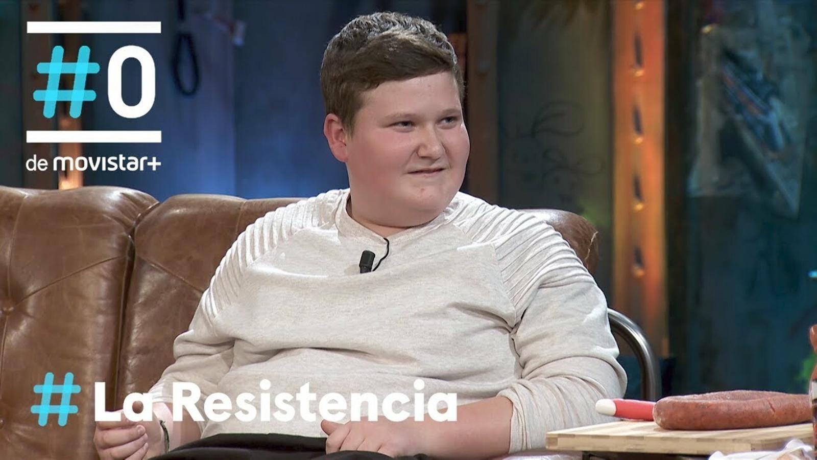 Miquel Montoro reivindica el producte local al programa 'La Resistencia'