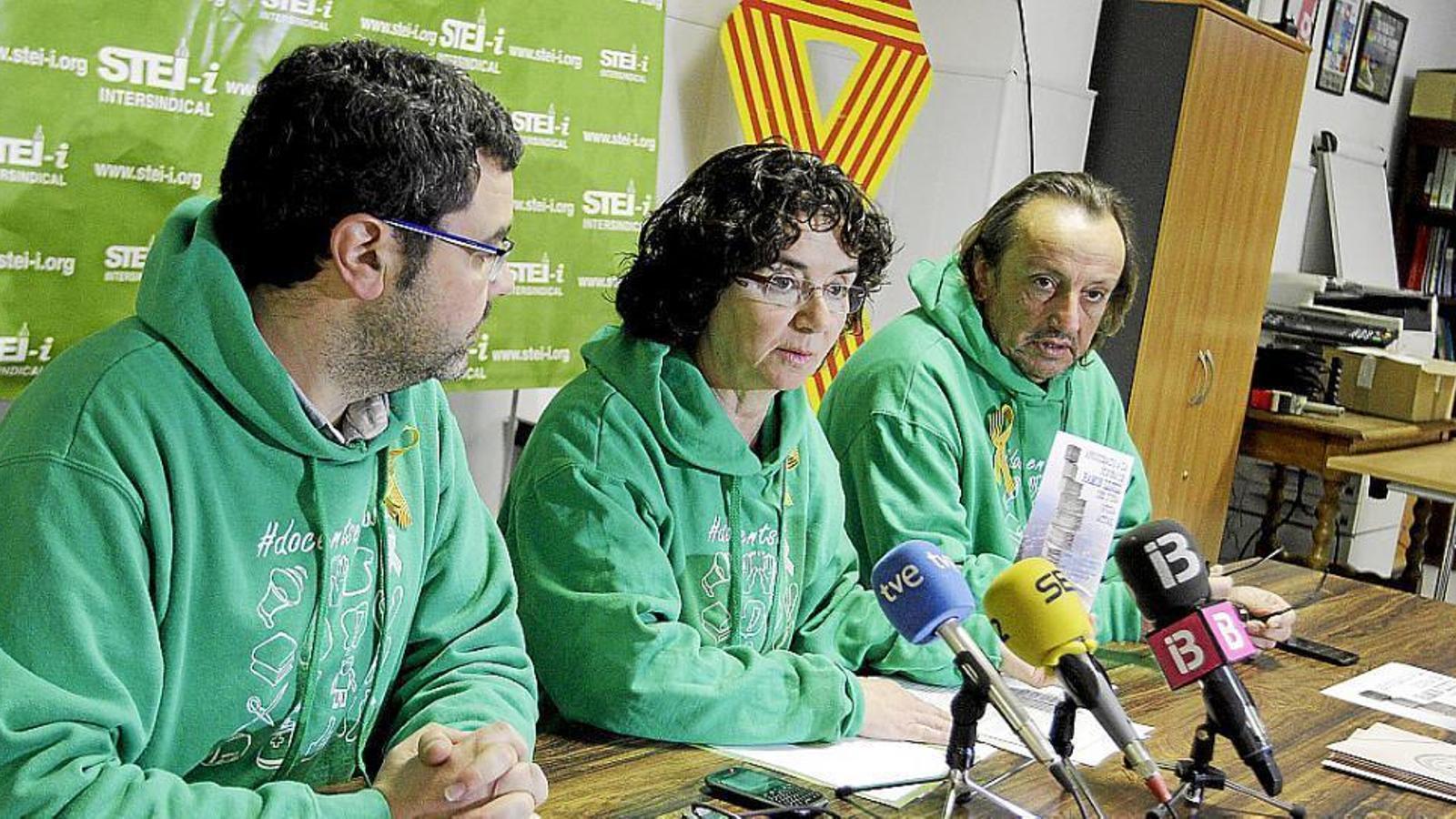 """L'STEI assegura que Rajoy """"ataca l'eix vertebrador del sistema educacitiu de Catalunya"""""""