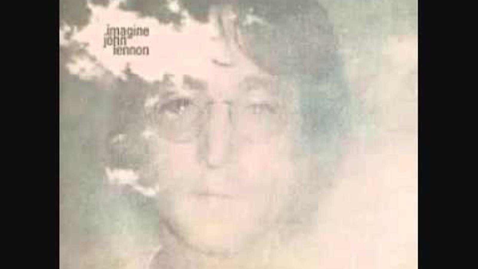 L'àlbum 'Imagine', de John Lennon