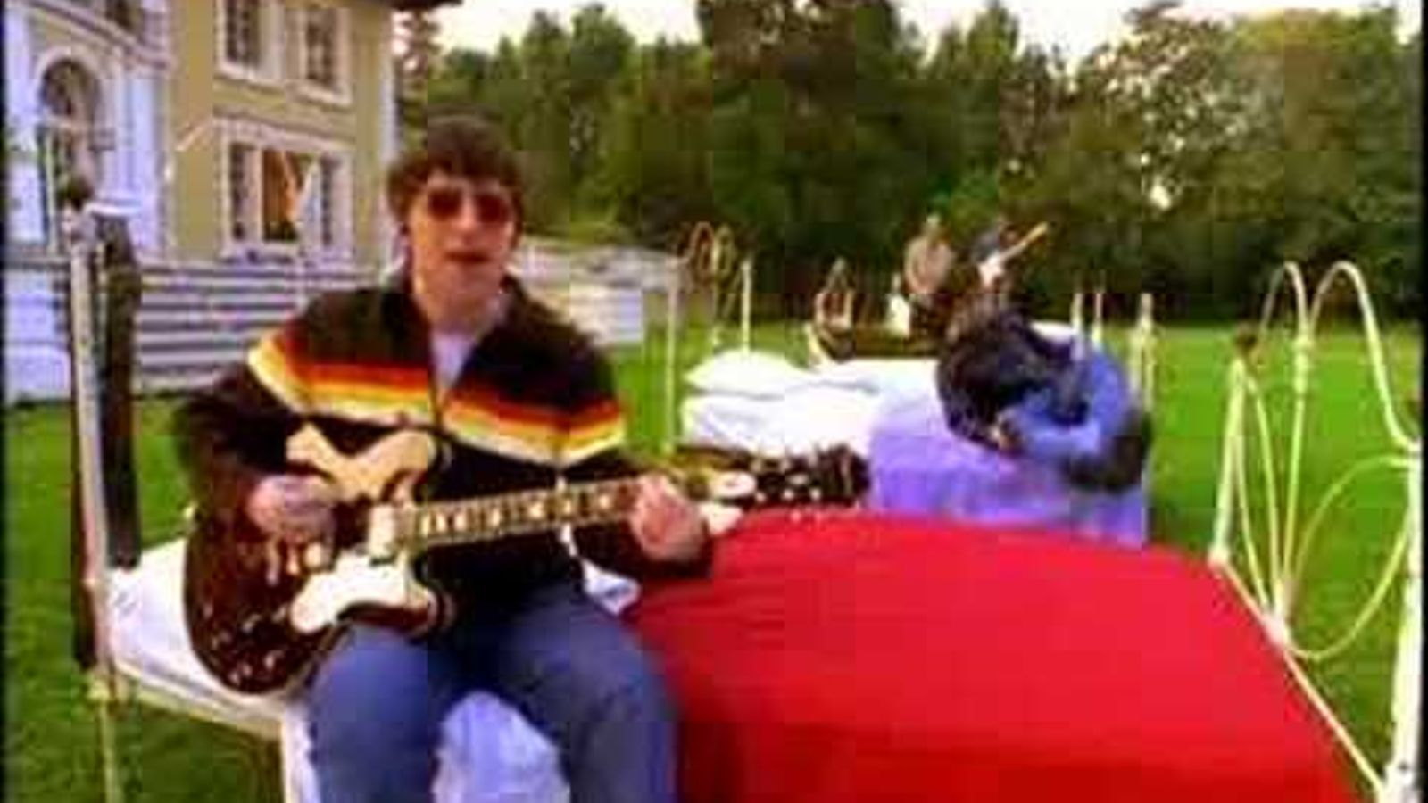 'Dont' look back in anger', dels Oasis