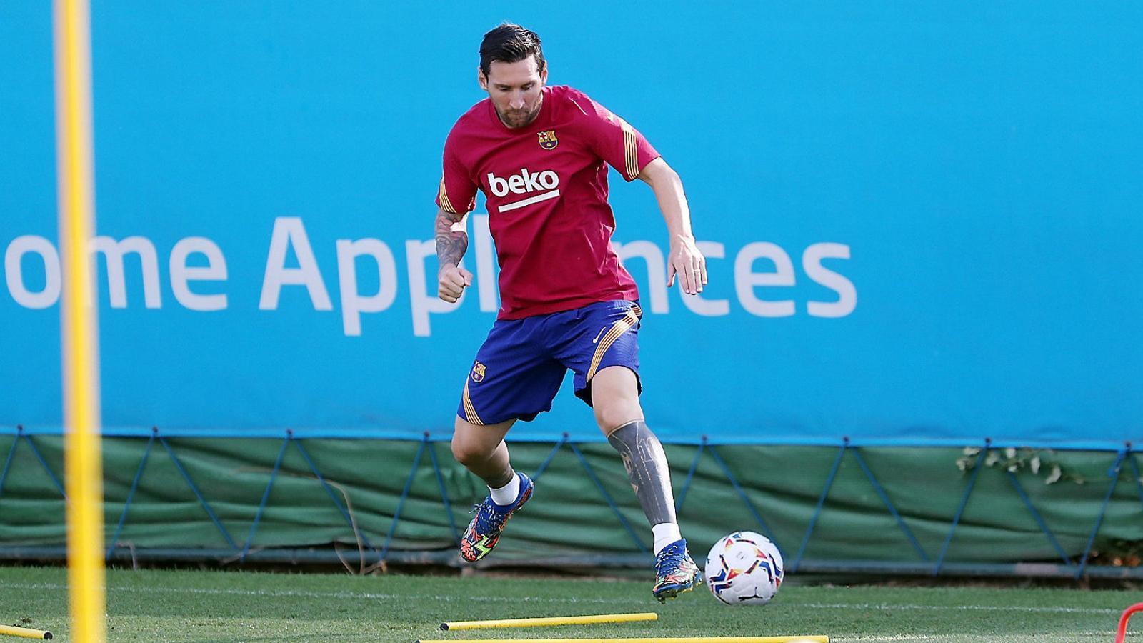 Acabar l'obra de Messi
