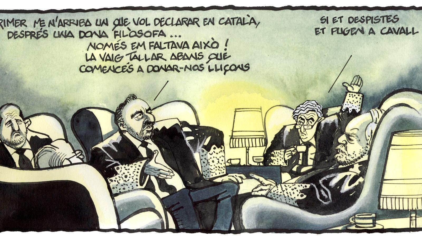 'A la contra', per Ferreres (20/05/2019)
