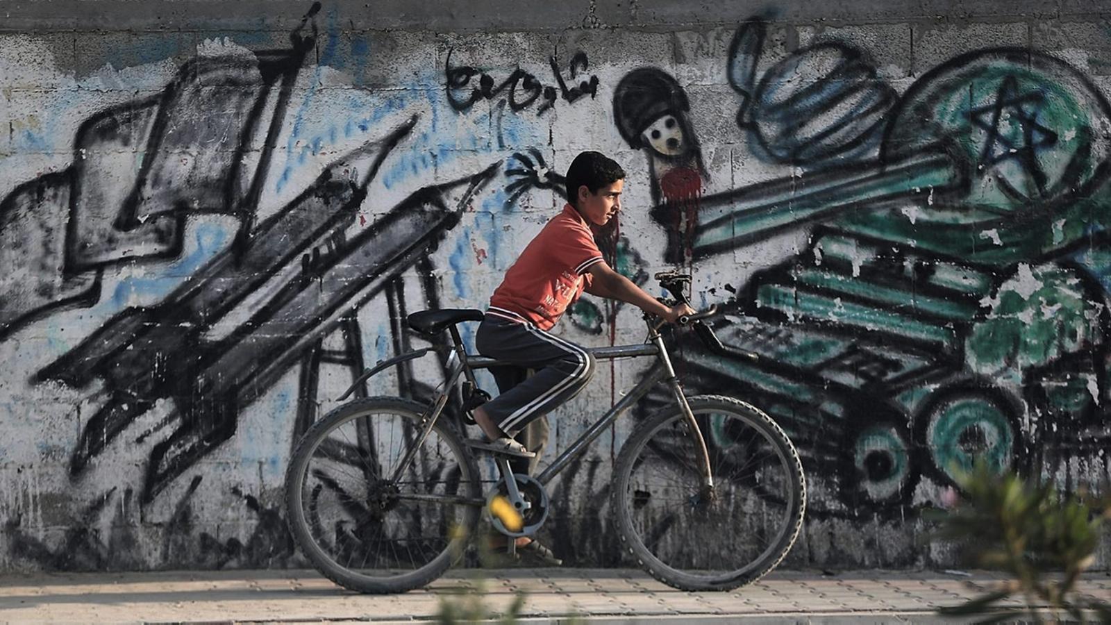 Un paper per a Europa a Palestina?
