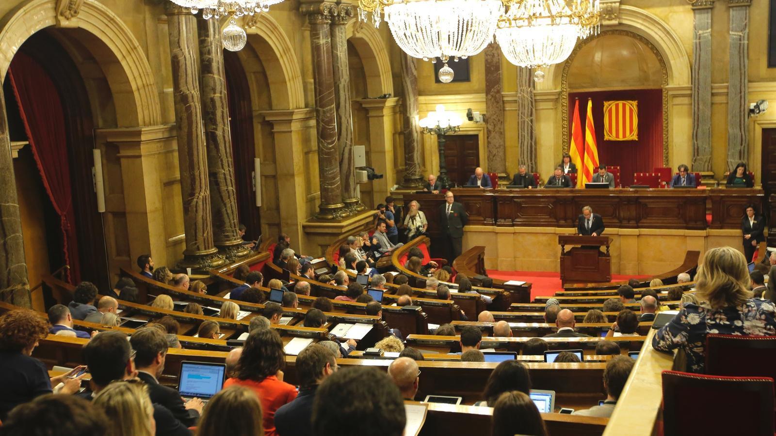 EN DIRECTE: Les votacions del debat de política general