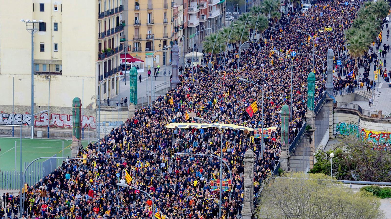 L'anàlisi d'Antoni Bassas: 'Puigdemont, detingut a Alemanya: Serenitat contra la frustració'