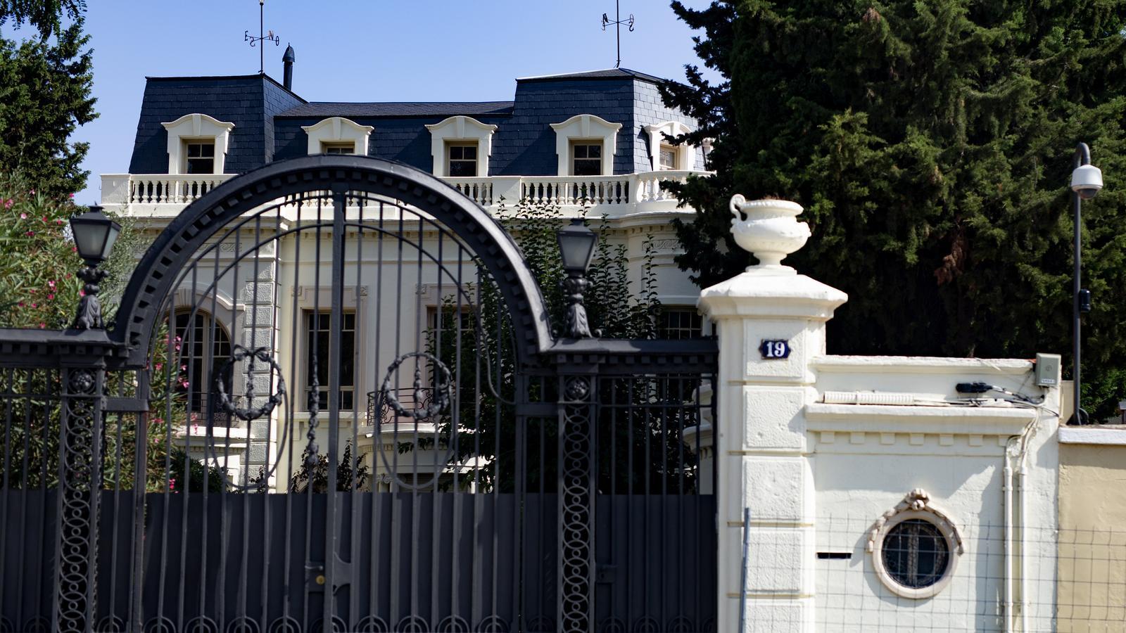 La casa més cara de Catalunya és un palauet de Sarrià