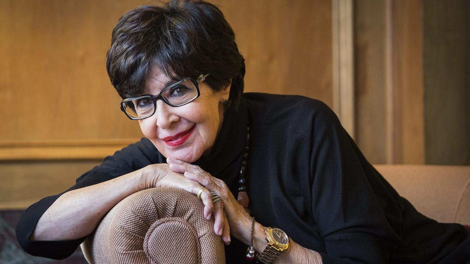 """Concha Velasco: """"L'èxit és com la vida, la salut i l'orgasme: s'ha de gaudir al moment"""""""