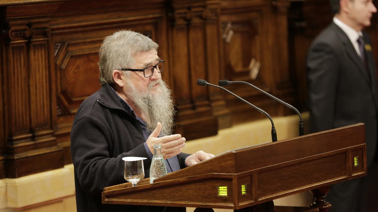 [Govern] Proposta de revocació de Daniel de Alfonso, com a director de l'Oficina Antifrau de Catalunya CUP-Joan-Garriga-CRISTINA-CALDERER_1507659371_324545_540x306