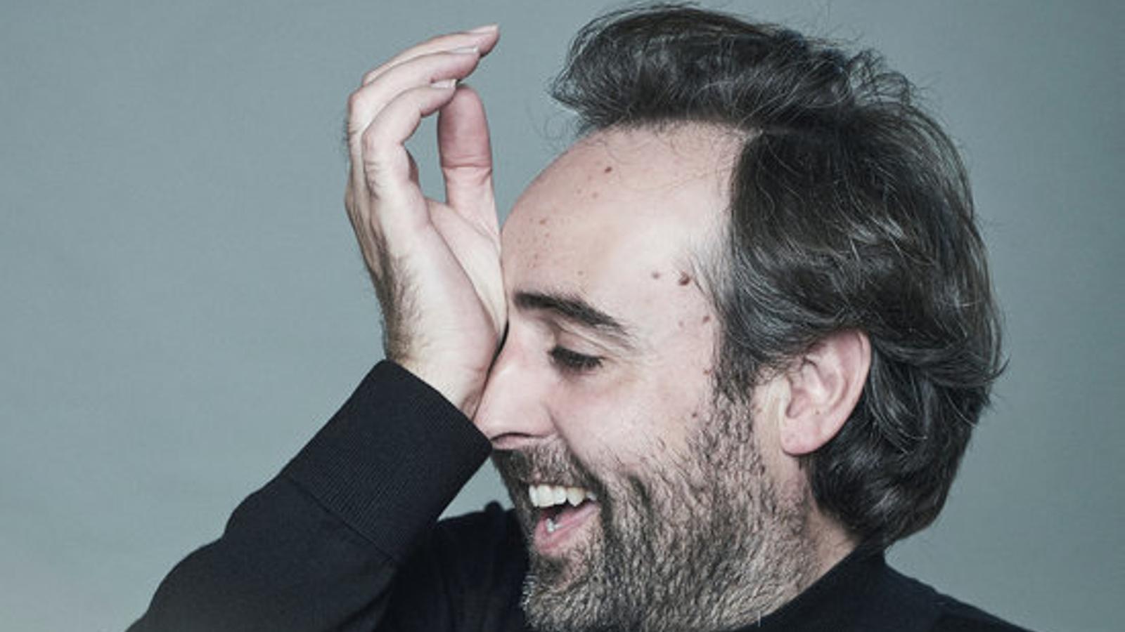 Roger Mas mostrarà les cançons del seu últim treball a l'Strenes 2018