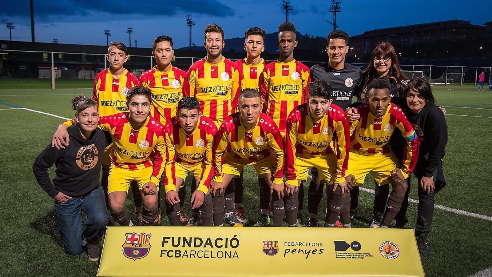 FC Lampedusa: Quan El Futbol Trenca Fronteres