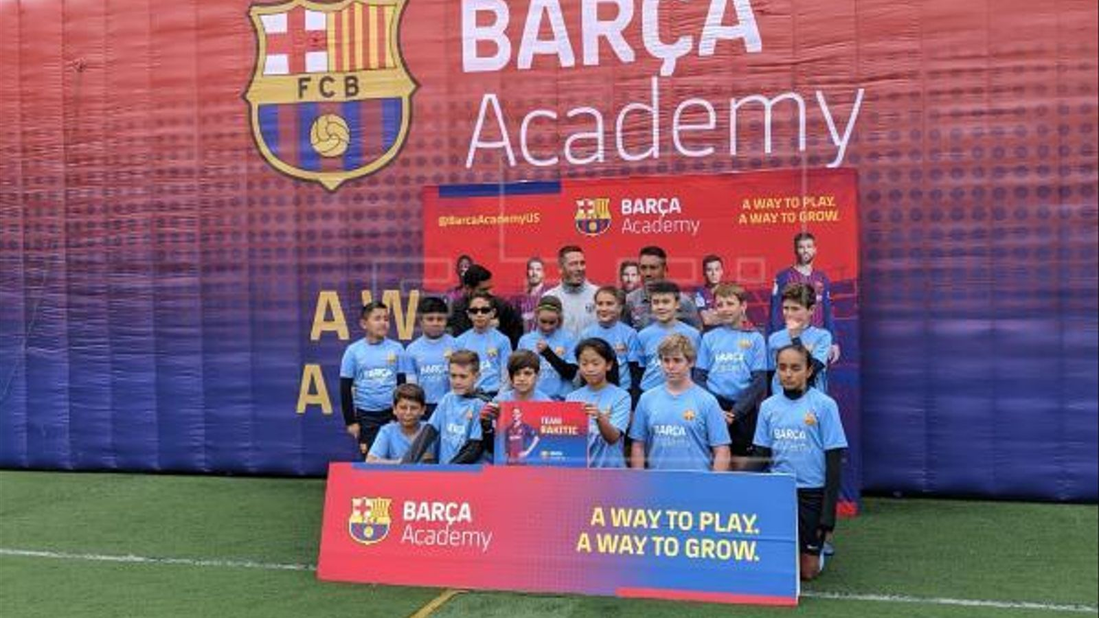 Les Barça Academy tornaran a obrir les seves portes