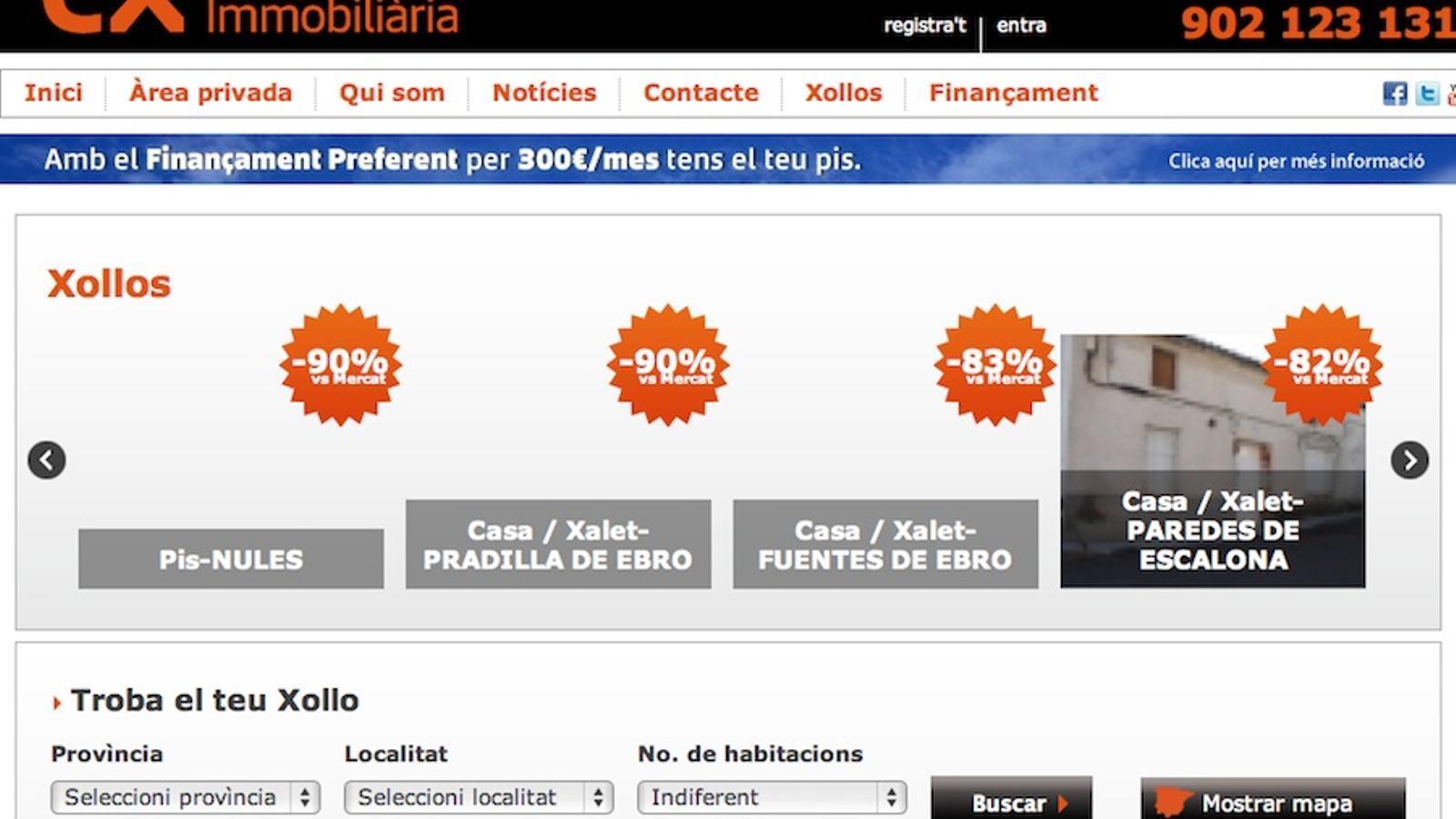 Guia per no perdre 39 s en la selva immobili ria d 39 internet - Pisos de caixa catalunya ...