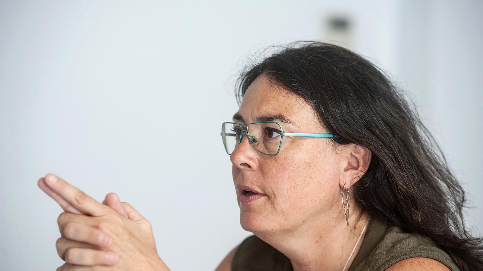 Diana Riba.