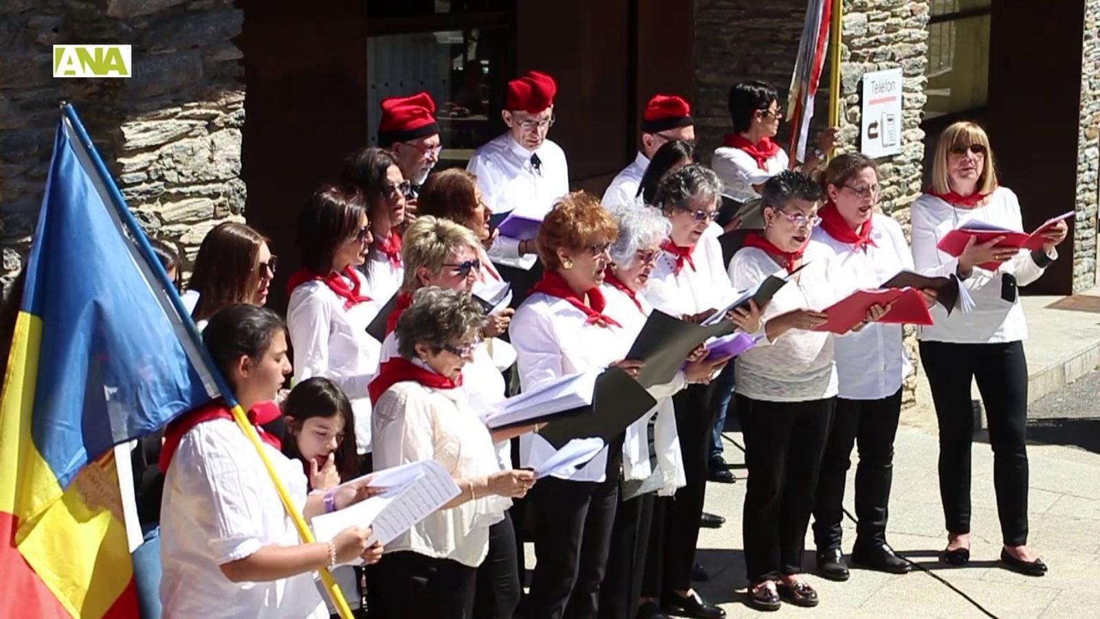 Les caramelles tornen a Ordino un any més