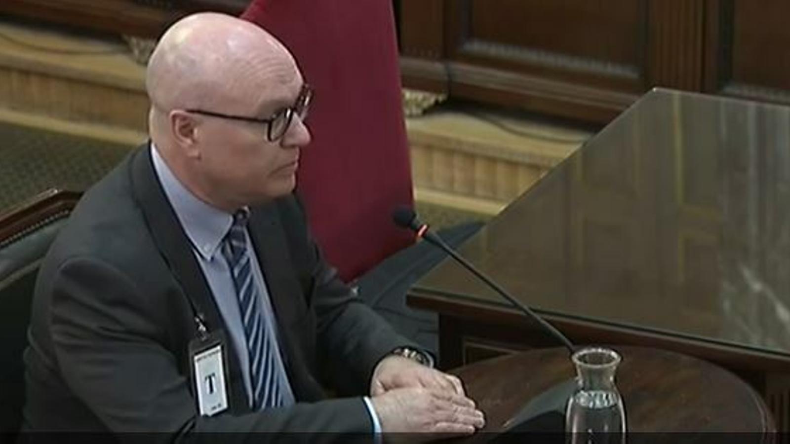 """""""Vaig retreure a Puigdemont, Junqueras  i Forn que s'apropiessin del nostre missatge"""""""