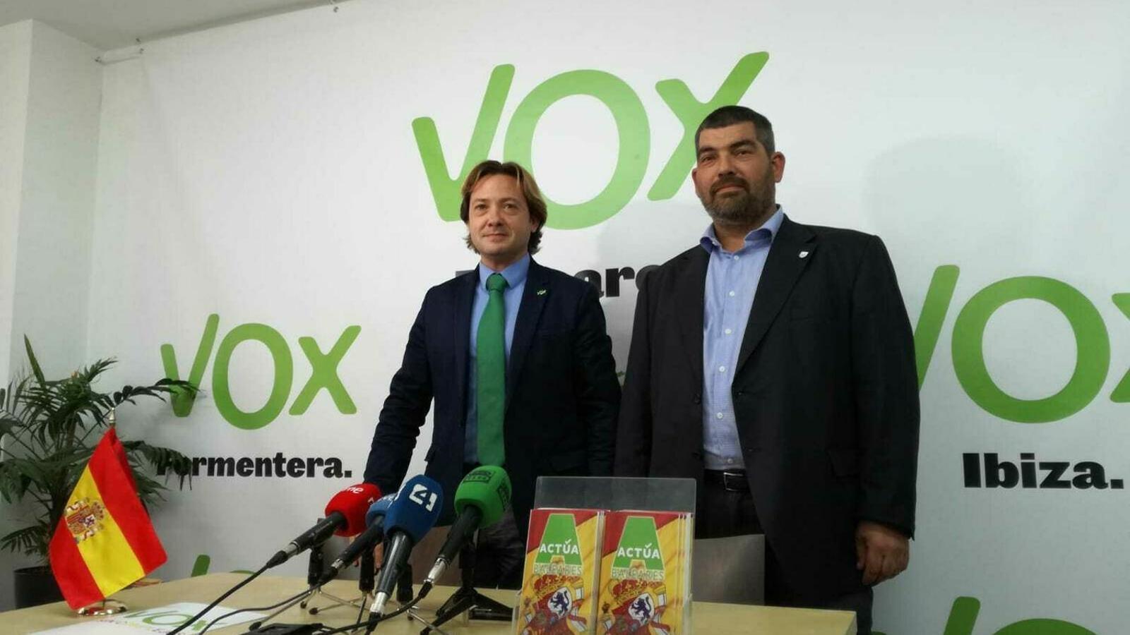 Vox denunciarà 'Diario de Mallorca' i l'acusa de conspirar per deixar-los en ridícul