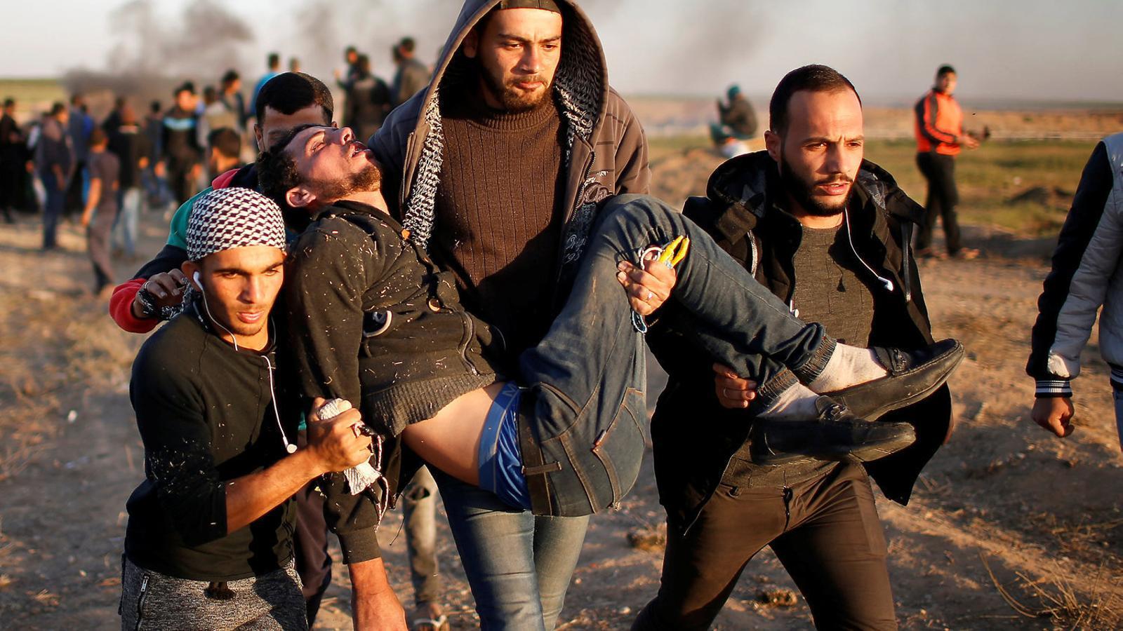 Israel no investigarà  la matança de Gaza