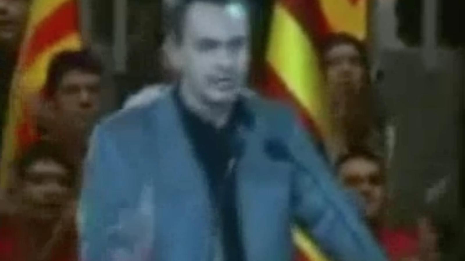 Zapatero: Apoyaré el Estatuto que apruebe el Parlamento de Catalunya
