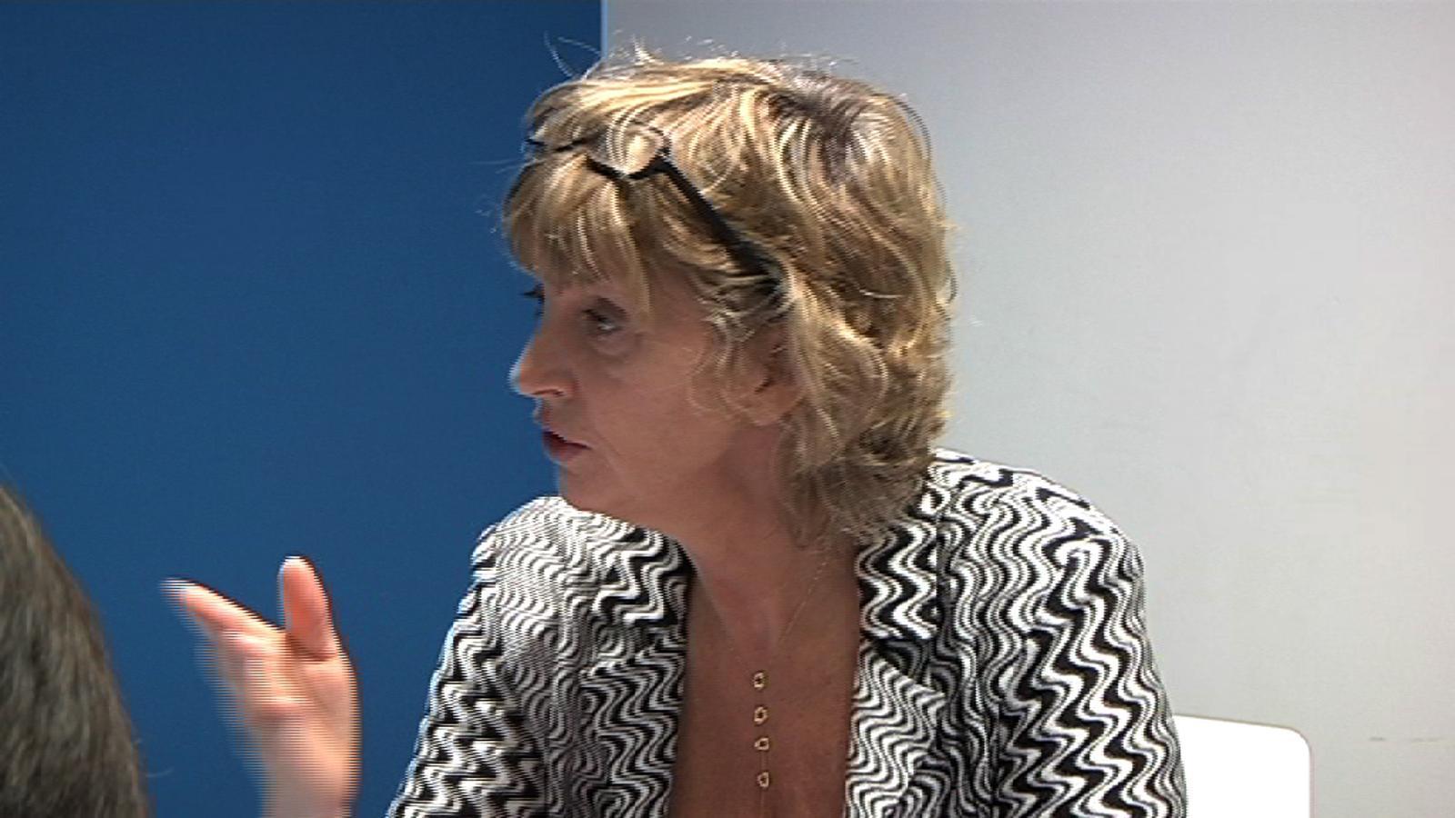 L'empresària Maria Reig a les 'Converses del món que ve'
