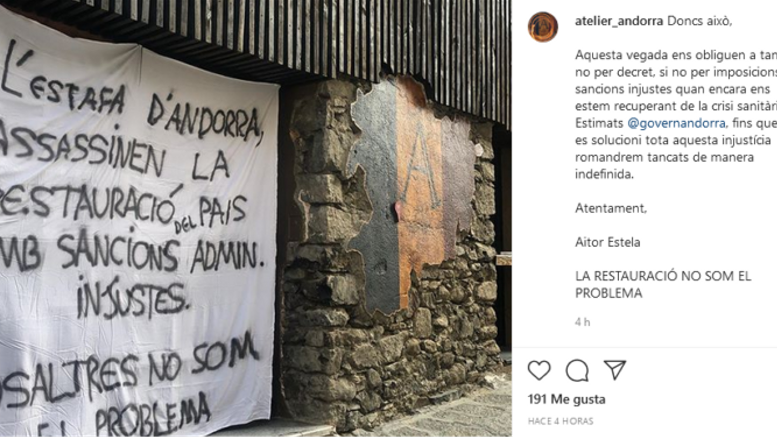 L'altra 'estafa d'Andorra'